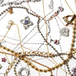 colgantes y cadenas